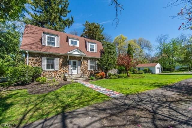 134 Great Hills Rd, Millburn Twp., NJ 07078 (MLS #3630707) :: The Sue Adler Team