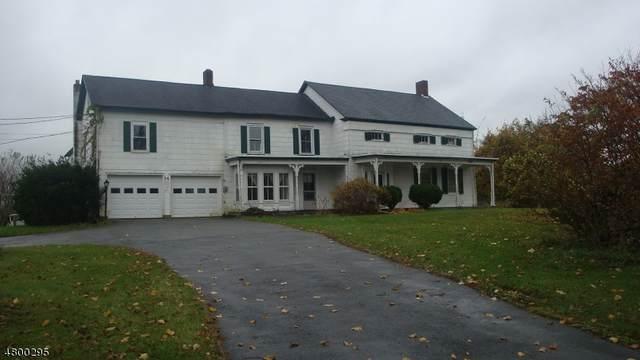 74 Wantage School Rd, Wantage Twp., NJ 07461 (MLS #3630778) :: Weichert Realtors
