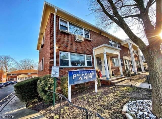 121 Pennington Ave, Passaic City, NJ 07055 (#3630814) :: NJJoe Group at Keller Williams Park Views Realty