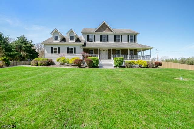 6 Huntsville Rd, Andover Twp., NJ 07860 (#3630825) :: Daunno Realty Services, LLC