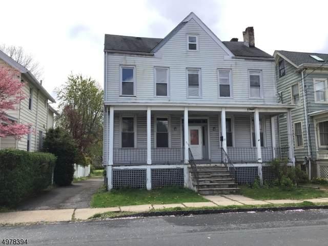 27 Church St, Flemington Boro, NJ 08822 (MLS #3630947) :: Weichert Realtors