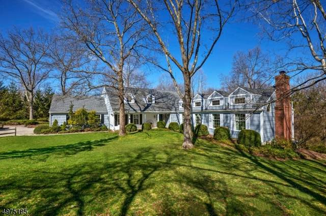 140 Peachcroft Dr, Bernardsville Boro, NJ 07924 (MLS #3631061) :: RE/MAX Select