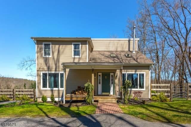 43 Hibler Rd, Green Twp., NJ 07860 (MLS #3631110) :: William Raveis Baer & McIntosh