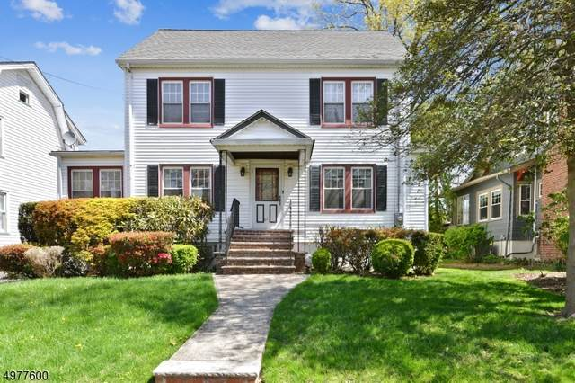 65 Park Ave, Maplewood Twp., NJ 07040 (MLS #3631193) :: Coldwell Banker Residential Brokerage