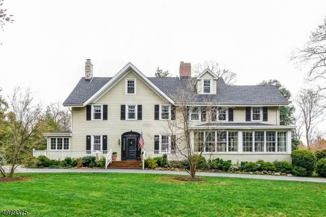 46 Kitchell Rd, Harding Twp., NJ 07960 (MLS #3631291) :: Mary K. Sheeran Team