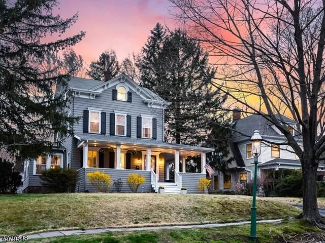 338 Maolis Ave, Glen Ridge Boro Twp., NJ 07028 (MLS #3631298) :: Coldwell Banker Residential Brokerage