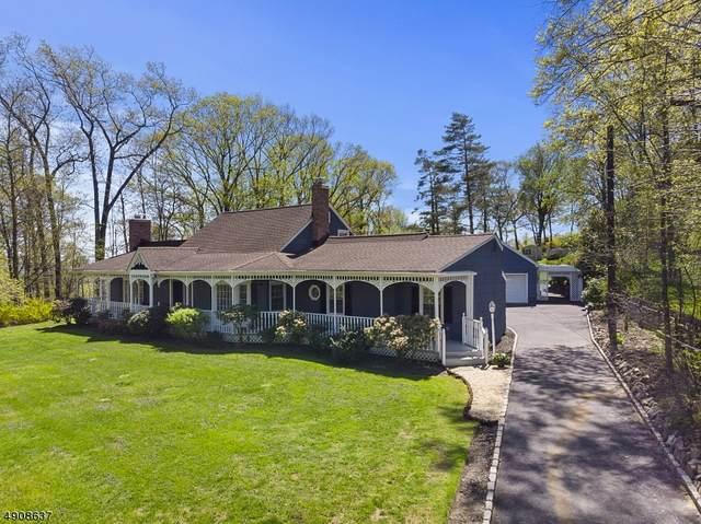 405 Ackerman Ave, Mountainside Boro, NJ 07092 (MLS #3631336) :: The Dekanski Home Selling Team