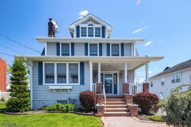 239 N 21St St, Kenilworth Boro, NJ 07033 (MLS #3631363) :: The Dekanski Home Selling Team