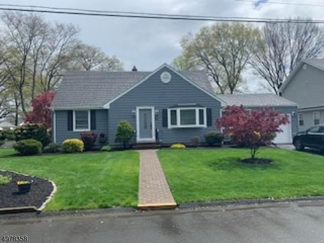 1 Red Oak Ln, Kenilworth Boro, NJ 07033 (MLS #3631411) :: The Dekanski Home Selling Team