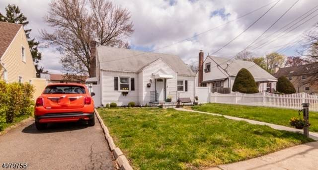 227 Hillcrest Ave, Plainfield City, NJ 07062 (MLS #3631517) :: Mary K. Sheeran Team
