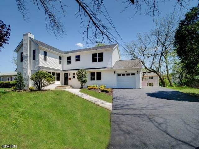 64 John St, Metuchen Boro, NJ 08840 (MLS #3631681) :: The Raymond Lee Real Estate Team