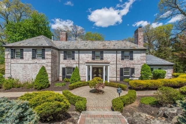60 Fellswood Dr, Essex Fells Twp., NJ 07021 (MLS #3631702) :: Coldwell Banker Residential Brokerage