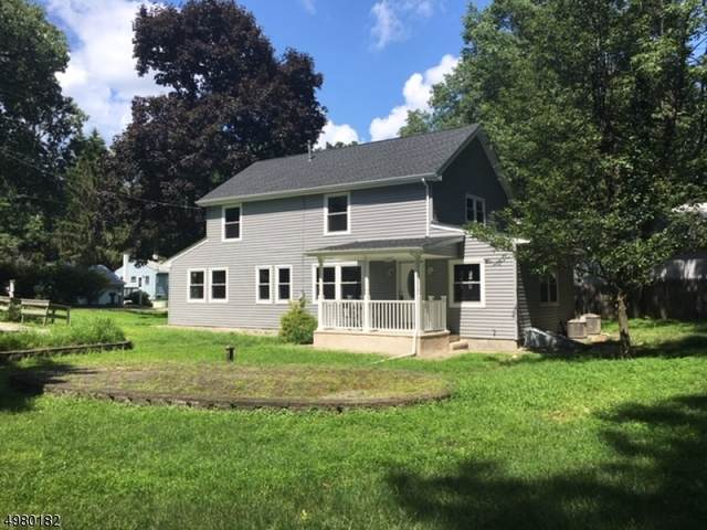 14 Mountainside Dr, Andover Twp., NJ 07860 (#3631827) :: Daunno Realty Services, LLC