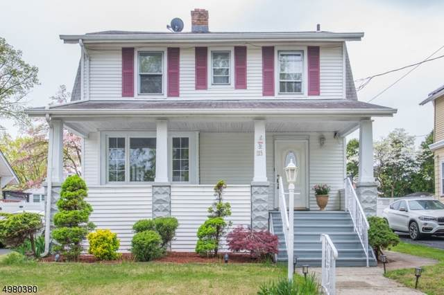 115 Burlington Ave, Paterson City, NJ 07502 (MLS #3631918) :: The Karen W. Peters Group at Coldwell Banker Realty