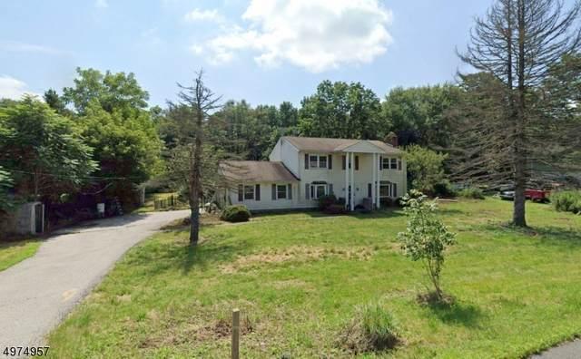 116 Wolfs Corner Rd, Green Twp., NJ 07860 (MLS #3632005) :: William Raveis Baer & McIntosh