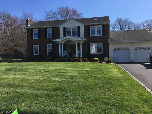 27 Parkview Dr, Roxbury Twp., NJ 07876 (MLS #3632117) :: The Sue Adler Team