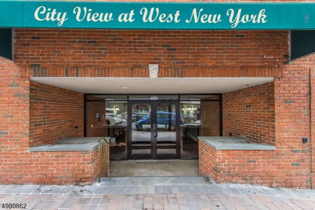 318 54TH ST 4K, West New York Town, NJ 07093 (MLS #3632210) :: The Sikora Group