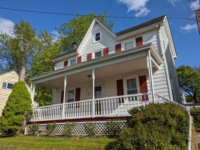 47 Brunswick Ave, Bloomsbury Boro, NJ 08804 (#3632274) :: Jason Freeby Group at Keller Williams Real Estate
