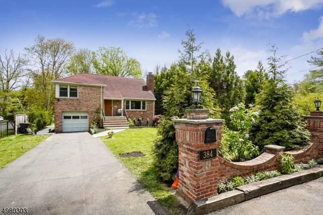 384 White Oak Ridge Rd, Millburn Twp., NJ 07078 (MLS #3632341) :: The Sue Adler Team