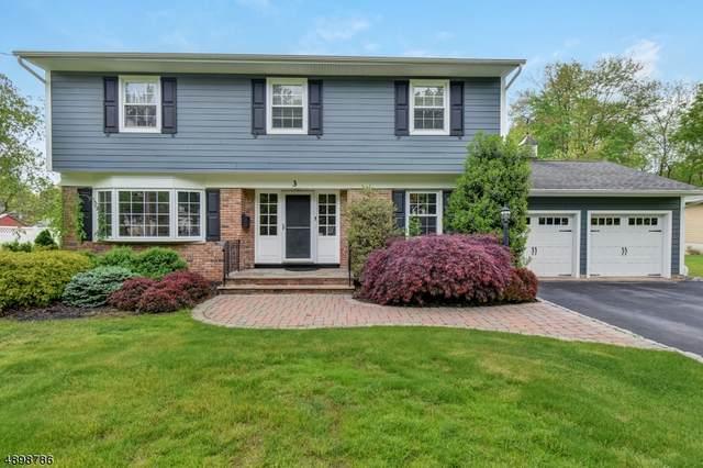 3 Harvale Dr, Florham Park Boro, NJ 07932 (MLS #3632346) :: SR Real Estate Group