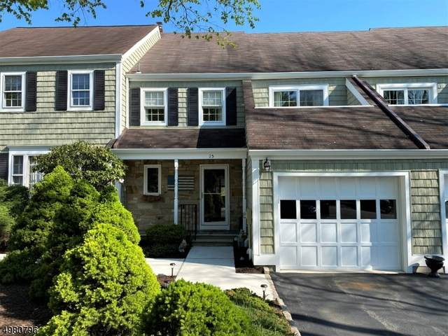15 Wexford Dr, Mendham Boro, NJ 07945 (MLS #3632351) :: Coldwell Banker Residential Brokerage