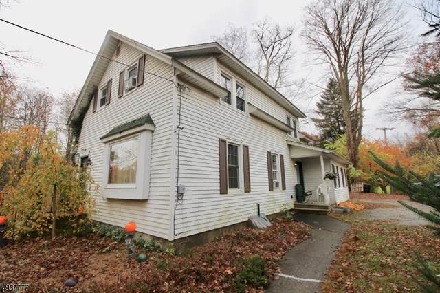 484 Route 206, Andover Twp., NJ 07860 (MLS #3632424) :: SR Real Estate Group