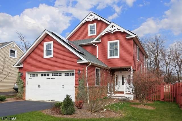 107 Chestnut St, Bridgewater Twp., NJ 08807 (MLS #3632541) :: The Sikora Group
