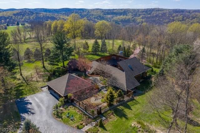 151 Mt Grove Rd, Lebanon Twp., NJ 07830 (MLS #3632603) :: SR Real Estate Group