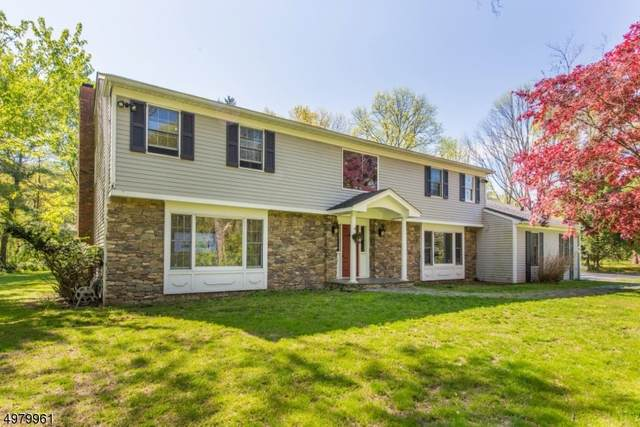 10 Stark Dr, Harding Twp., NJ 07960 (MLS #3632625) :: The Debbie Woerner Team