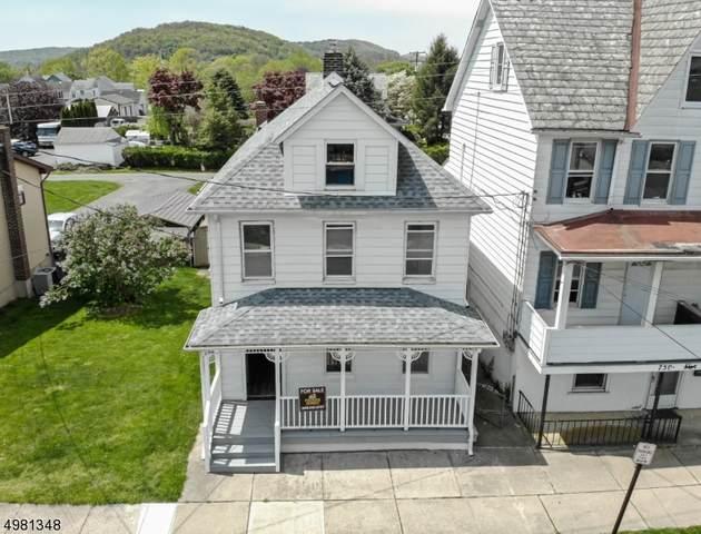 752 Columbus Ave, Phillipsburg Town, NJ 08865 (MLS #3632641) :: SR Real Estate Group