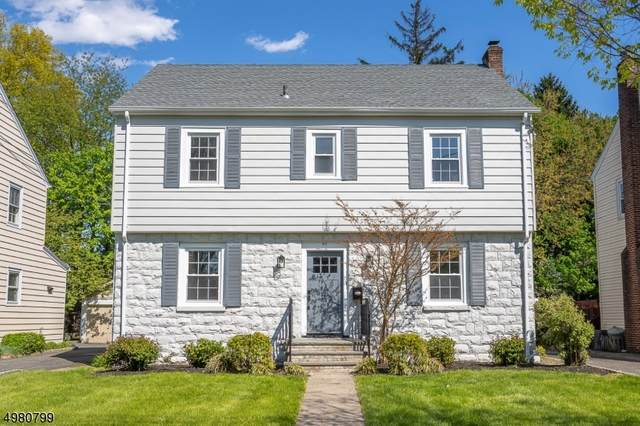 46 Coolidge Rd, Maplewood Twp., NJ 07040 (MLS #3632683) :: The Sue Adler Team