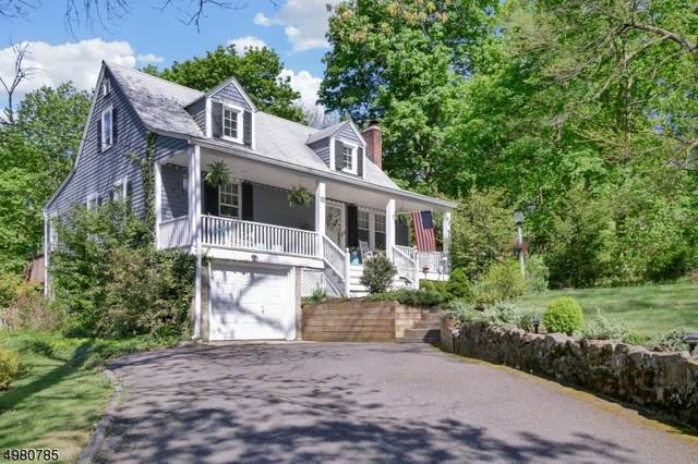 10 Long Hill Ln, Chatham Twp., NJ 07928 (MLS #3632756) :: Coldwell Banker Residential Brokerage