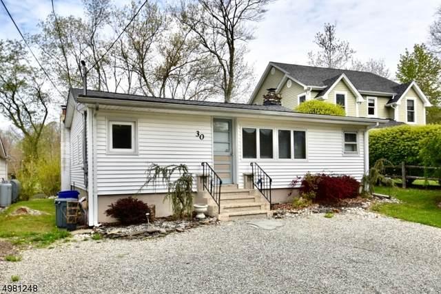 30 Horseshoe Dr, Jefferson Twp., NJ 07438 (MLS #3632802) :: The Dekanski Home Selling Team
