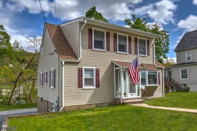 12 Fairview Pl, Morris Twp., NJ 07960 (MLS #3632806) :: SR Real Estate Group