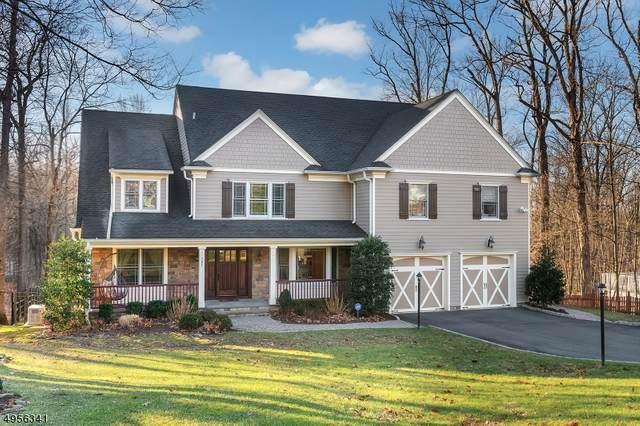 121 Dogwood Ln, Berkeley Heights Twp., NJ 07922 (MLS #3632848) :: The Dekanski Home Selling Team