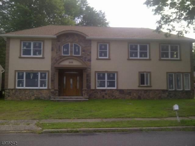 248 Winifred Dr, Totowa Boro, NJ 07512 (MLS #3632931) :: The Sikora Group