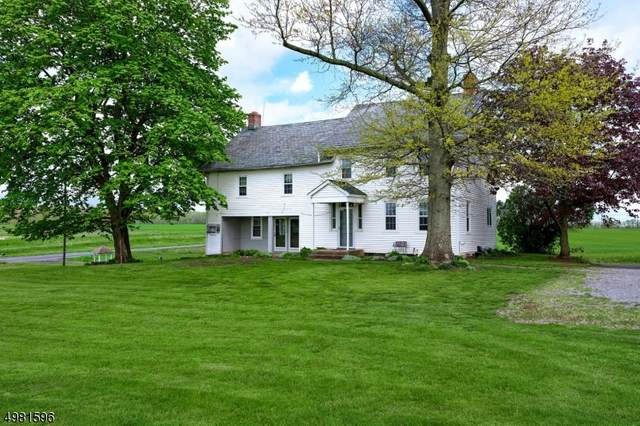 284 County Rd 579, Raritan Twp., NJ 08551 (MLS #3632960) :: Zebaida Group at Keller Williams Realty