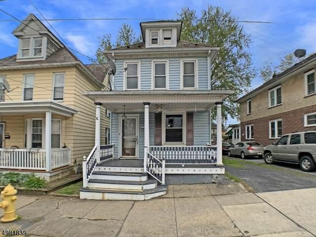 206 Hudson St, Phillipsburg Town, NJ 08865 (MLS #3633163) :: Pina Nazario