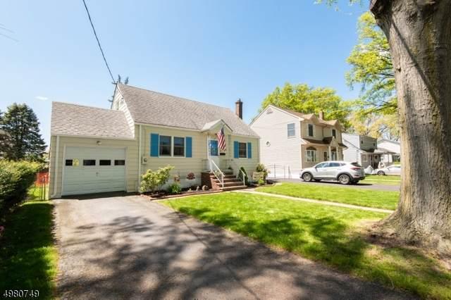 36 N 13Th St, Kenilworth Boro, NJ 07033 (MLS #3633193) :: The Dekanski Home Selling Team