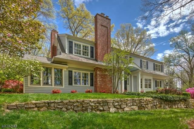 3 Woods End Rd, Mendham Twp., NJ 07945 (MLS #3633330) :: Coldwell Banker Residential Brokerage