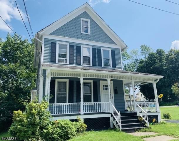 16 Townsend St, Newton Town, NJ 07860 (MLS #3633366) :: SR Real Estate Group