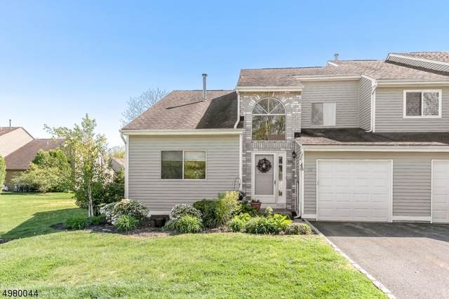 116 Castle Ridge Dr #116, East Hanover Twp., NJ 07936 (MLS #3633443) :: RE/MAX Select