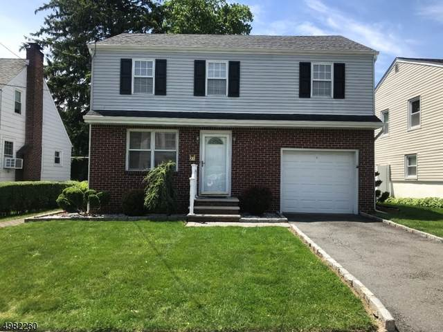 21 Emily Ave, Nutley Twp., NJ 07110 (MLS #3633497) :: William Raveis Baer & McIntosh