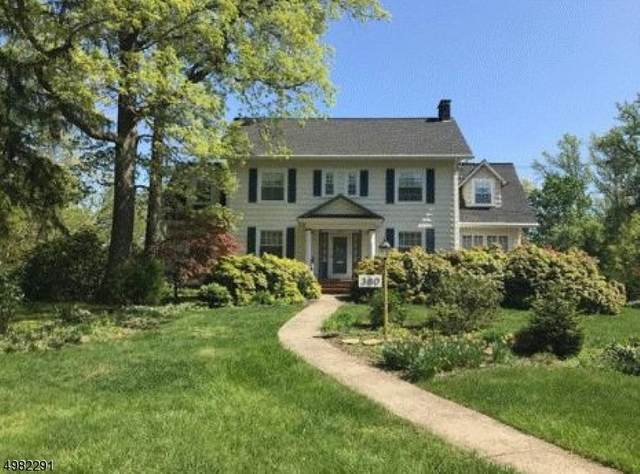380 North Ave, Fanwood Boro, NJ 07023 (MLS #3633503) :: The Debbie Woerner Team