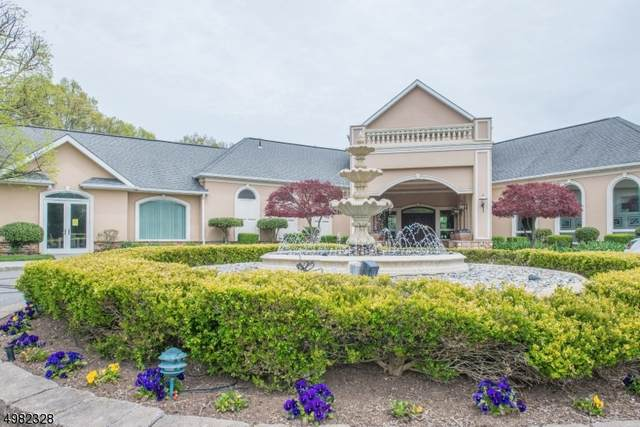 1311 Bush Cir #1311, Rockaway Twp., NJ 07866 (MLS #3633537) :: The Sikora Group