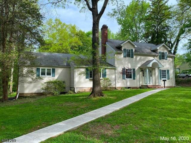 1955 Parkwood Dr, Scotch Plains Twp., NJ 07076 (MLS #3633544) :: Mary K. Sheeran Team