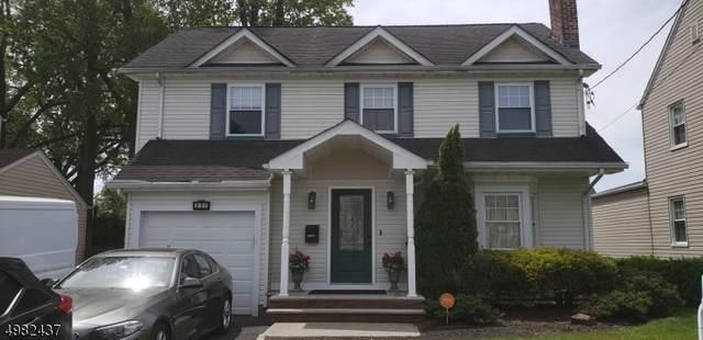 231 Longview Rd, Union Twp., NJ 07083 (MLS #3633627) :: Coldwell Banker Residential Brokerage