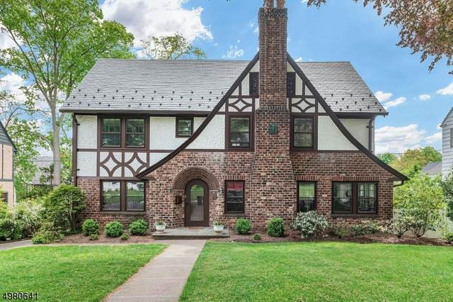 11 The Fairway, Montclair Twp., NJ 07043 (MLS #3633637) :: Coldwell Banker Residential Brokerage