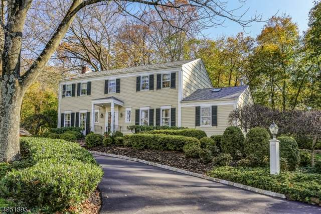 739 Fairmount Ave, Chatham Twp., NJ 07928 (MLS #3633899) :: SR Real Estate Group