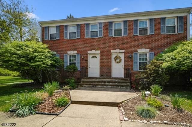 110 Kingsway Commons, Montgomery Twp., NJ 08540 (MLS #3633941) :: REMAX Platinum